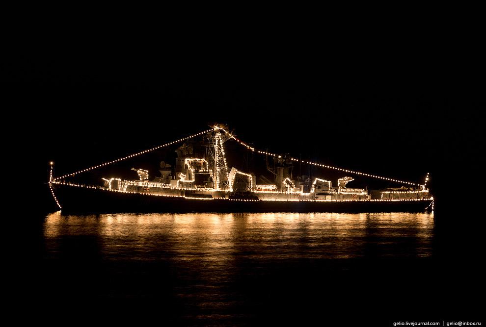 Сторожевой корабль «Сметливый» модернизированного проекта 01090