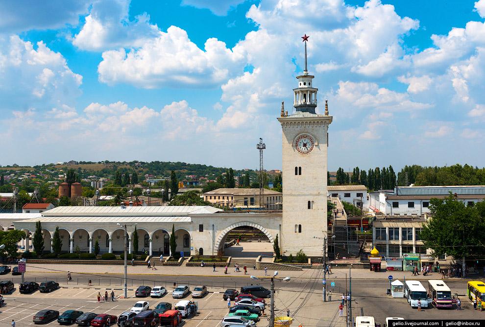 вокзал «Симферополь-Главный»