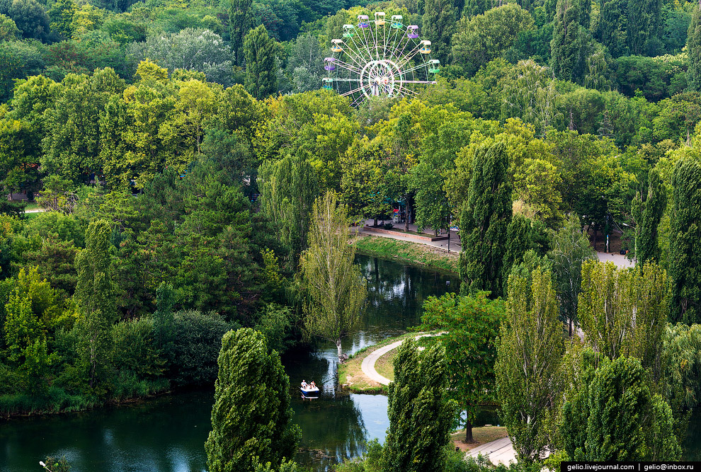 Парк культуры и отдыха имени Ю.А. Гагарина