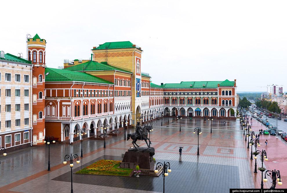 Площадь имени Оболенского-Ноготкова