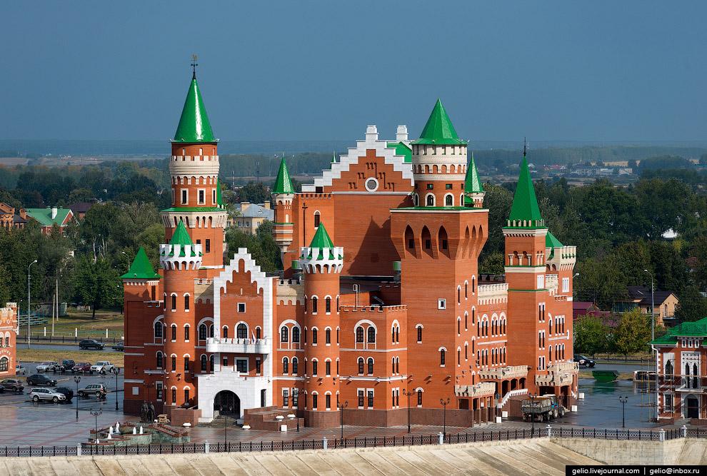 Марийский национальный театр кукол