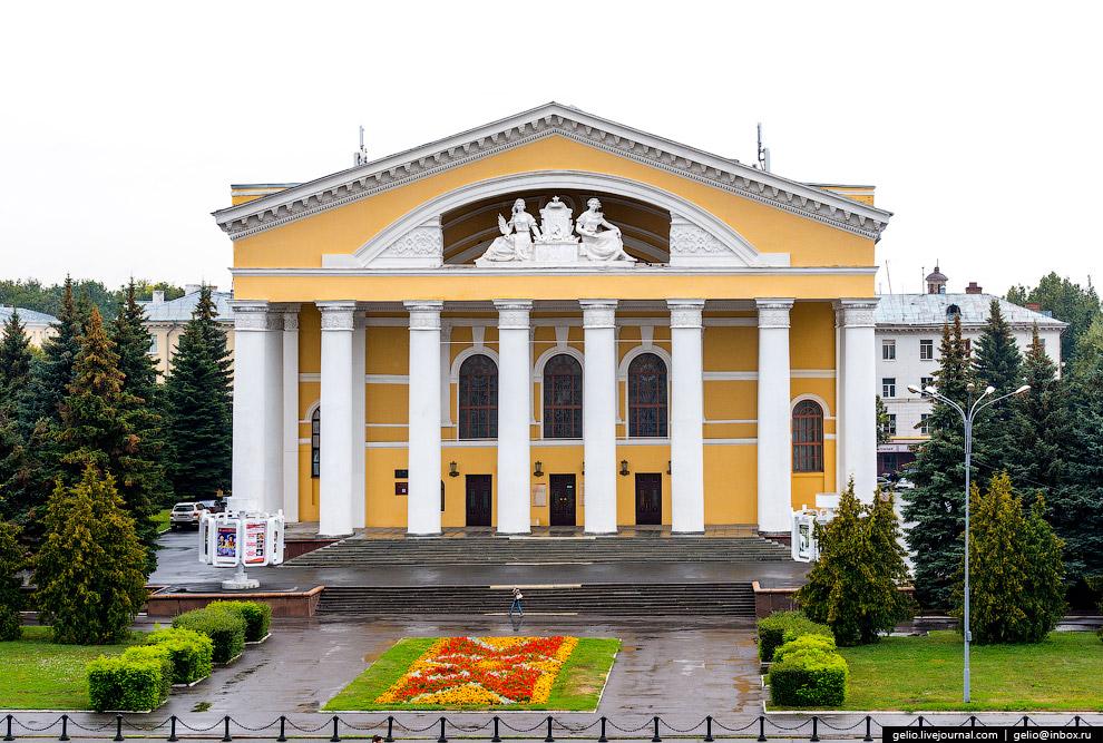 Марийский национальный театр драмы
