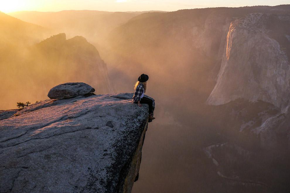 Национальный парк Йосемити, Калифорния