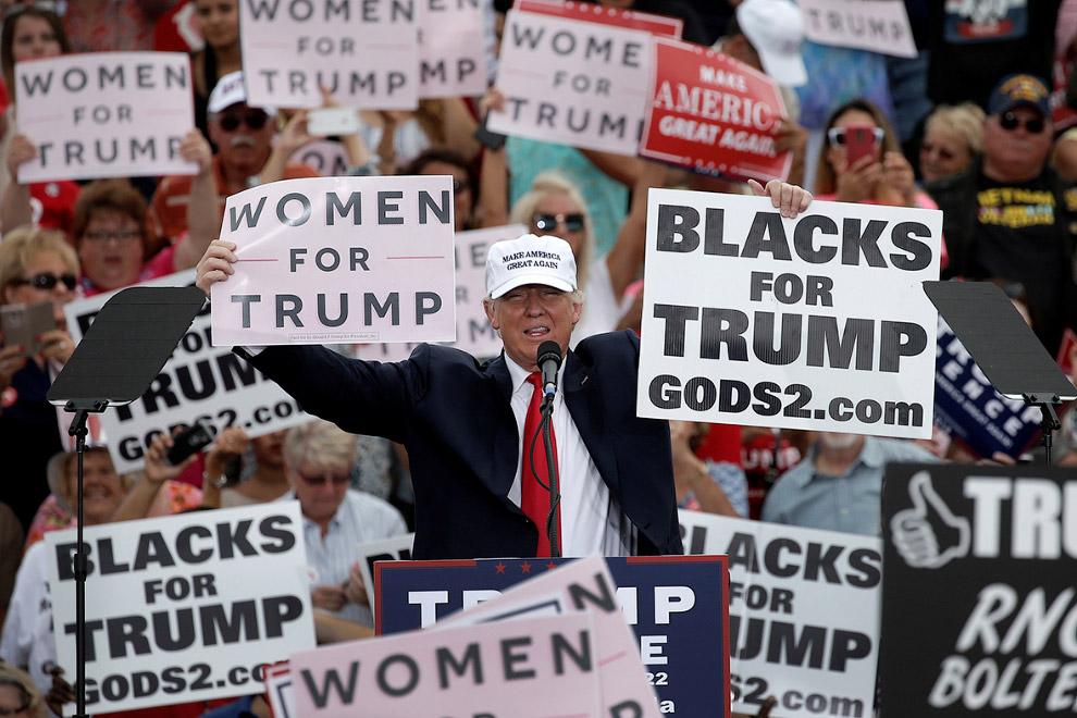 Кампания Трампа во Флориде