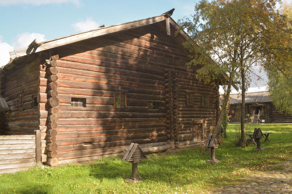 Дом крестьянина Тарасова