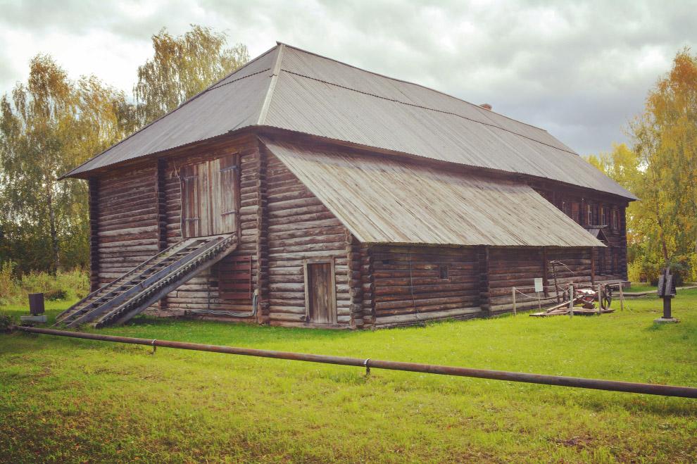 Дом крестьянина Ершова