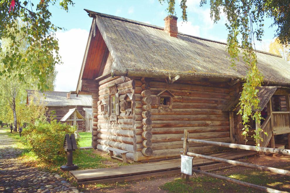 Дом крестьянки Лоховой