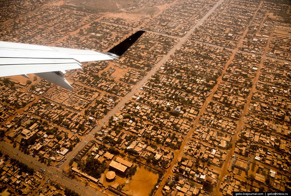Уагадугу — Столица Буркина-Фасо.