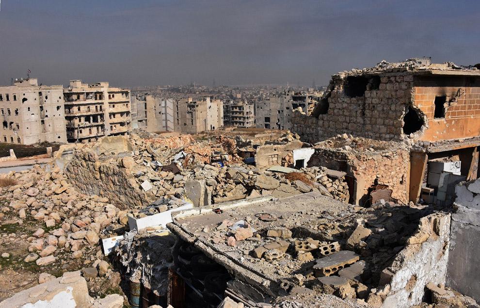 Алеппо. Наши дни