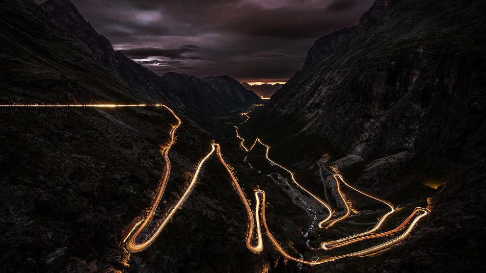 №4. Тролльстиген, Норвегия