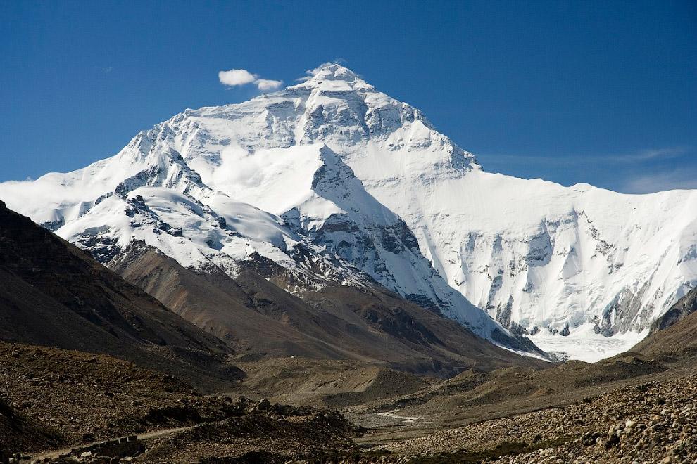 Джомолунгма (Гималаи)