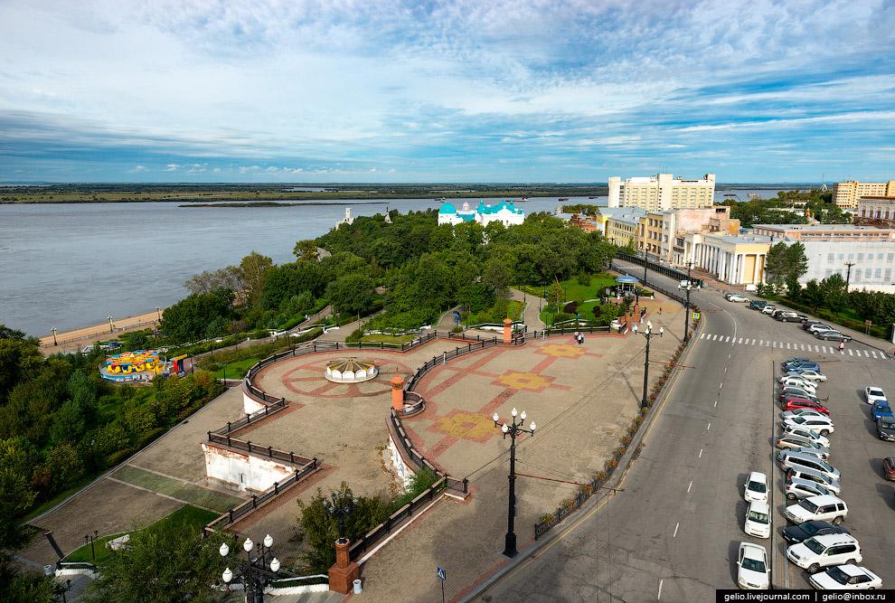 Краевой парк имени Муравьёва-Амурского