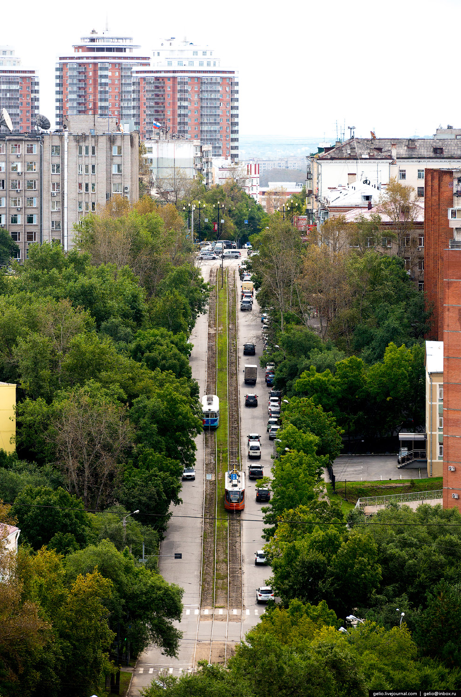 Улица Шеронова