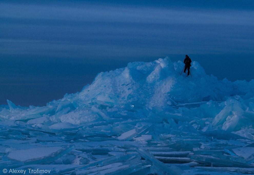 Есть на Байкале таинственный мыс Рытый