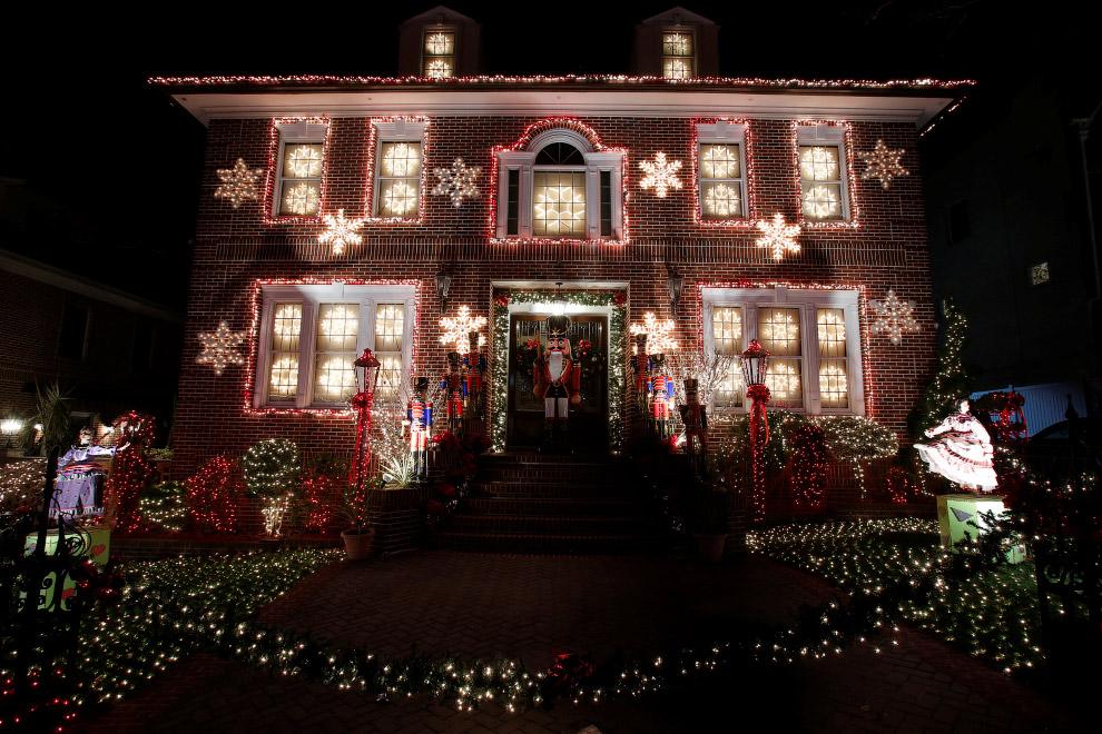 Еще один дом в Бруклине, Нью-Йорк, США
