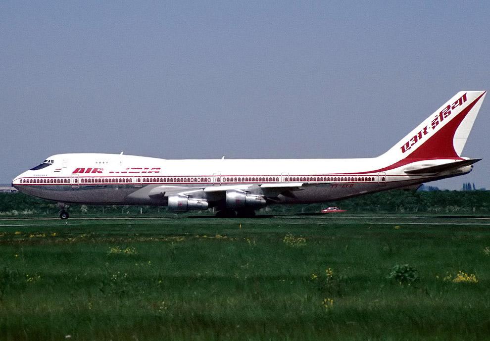 Катастрофа Boeing 747 под Корком — 329 погибших