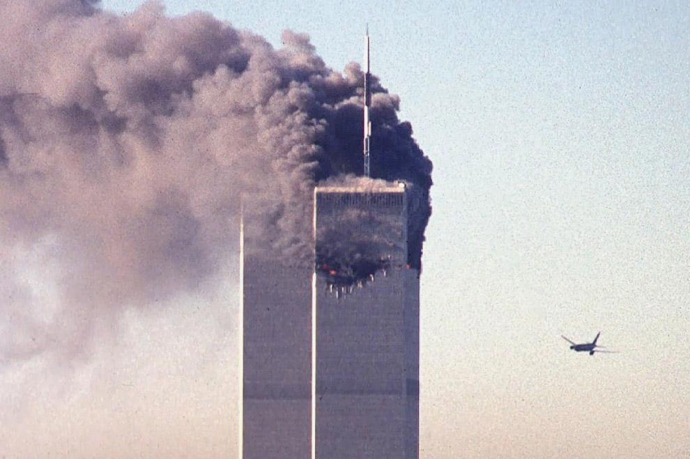11 Рейс American Airlines — 92 человека на борту и 1600+ погибших в здании и рядом с ним