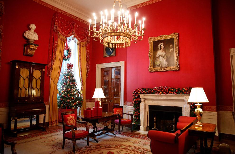 Последний Новый год Обамы в Белом доме