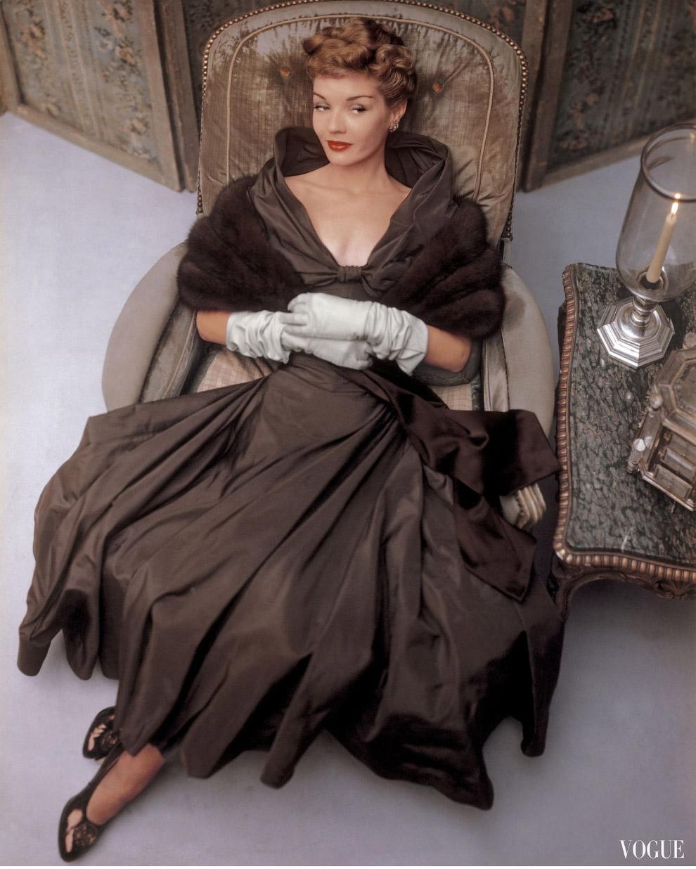 Фото Джон Роулингс, 1948 год.