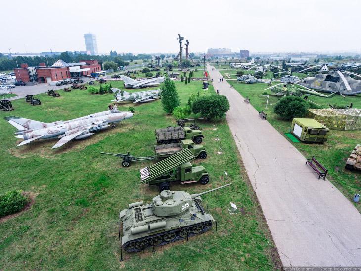 Технический музей в Тольятти