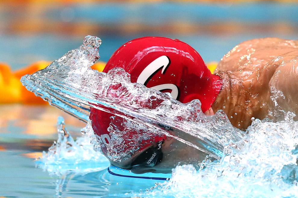 Международные соревнования по плаванию в Глазго, Шотландия