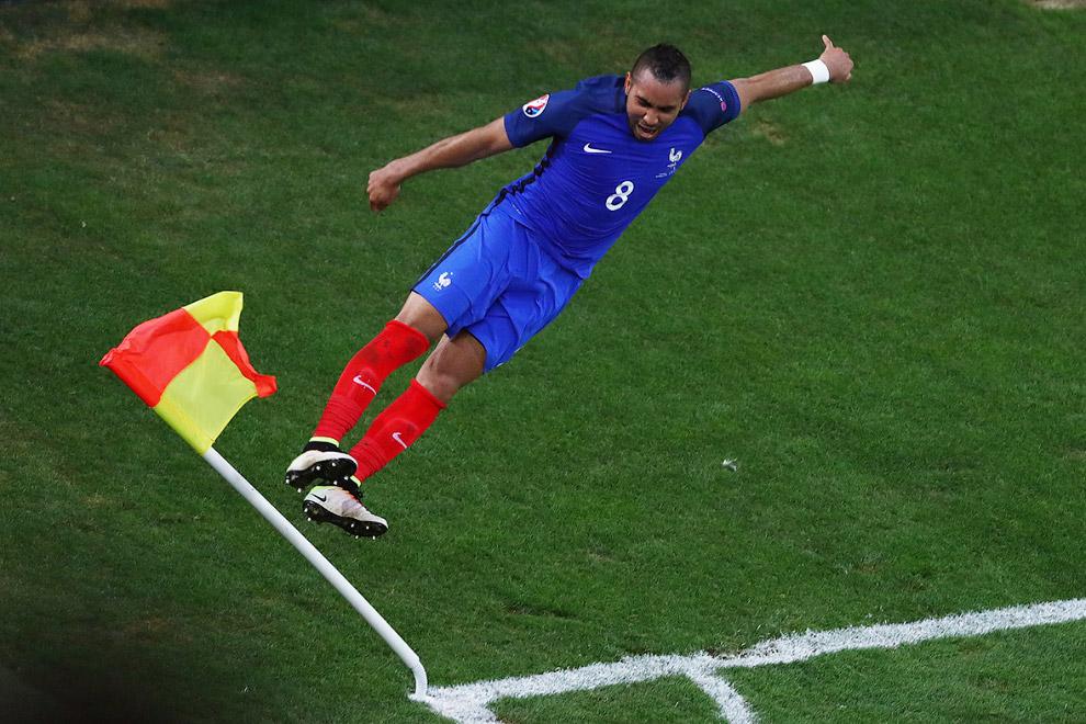 Матч между Францией и Албанией