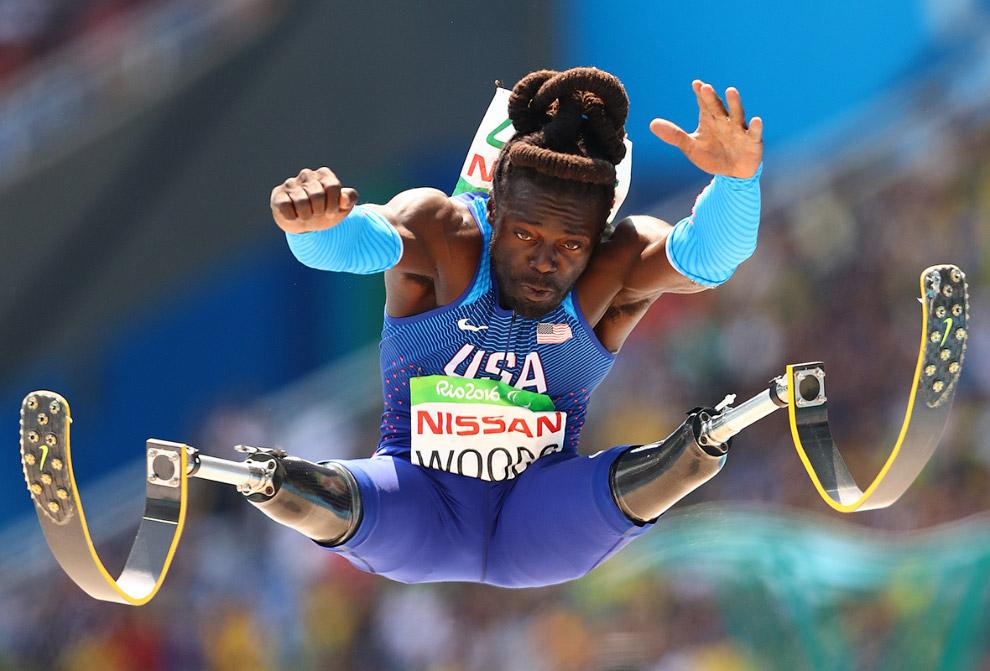 Паралимпийские игры в Рио-де-Жанейро