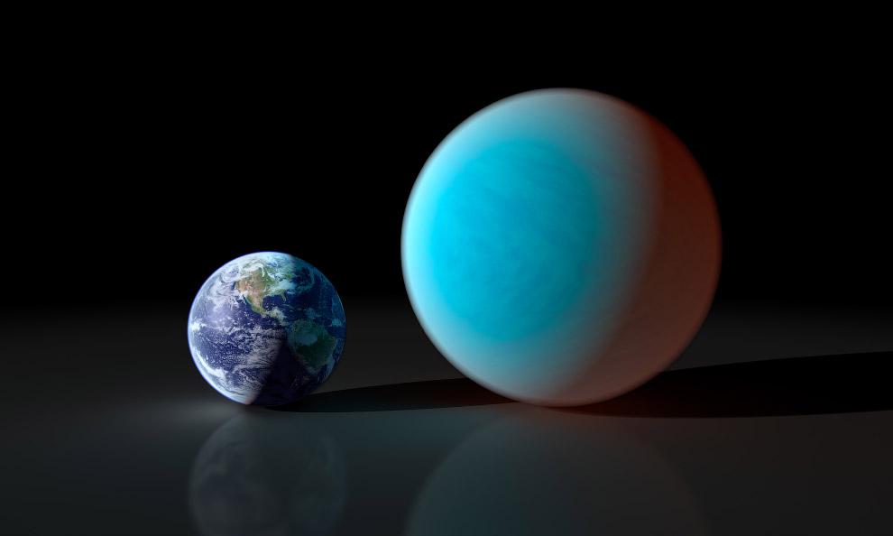 55 Рака E — алмазная планета