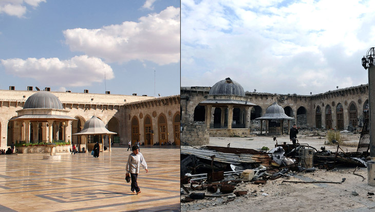 Алеппо: как было и что стало