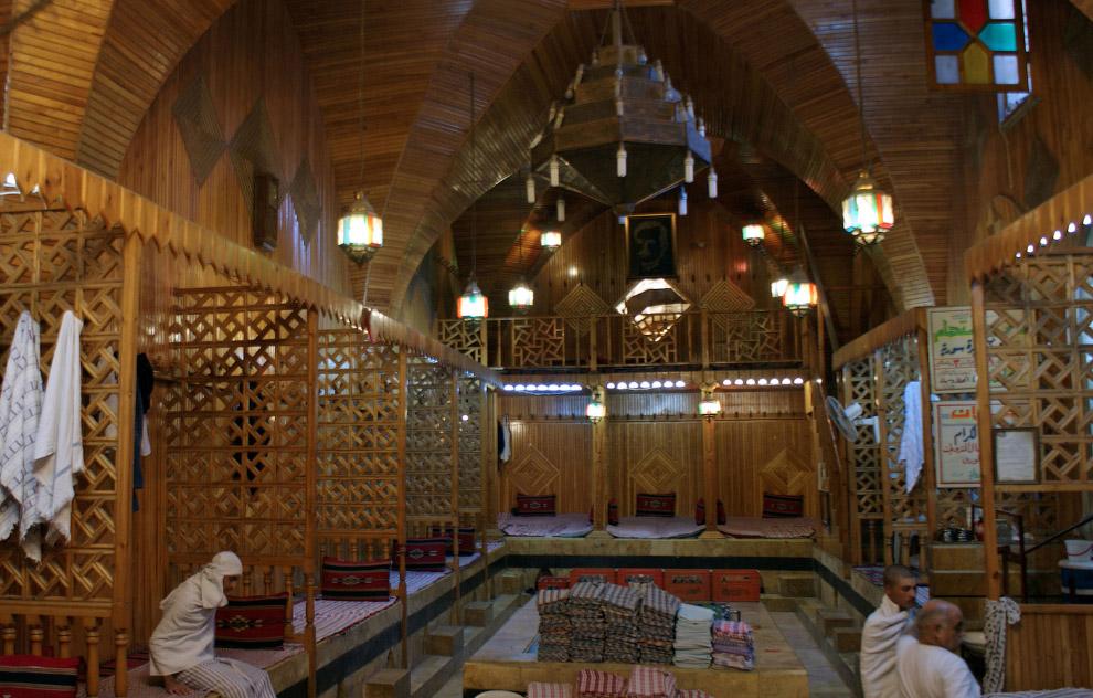 Сирийская баня