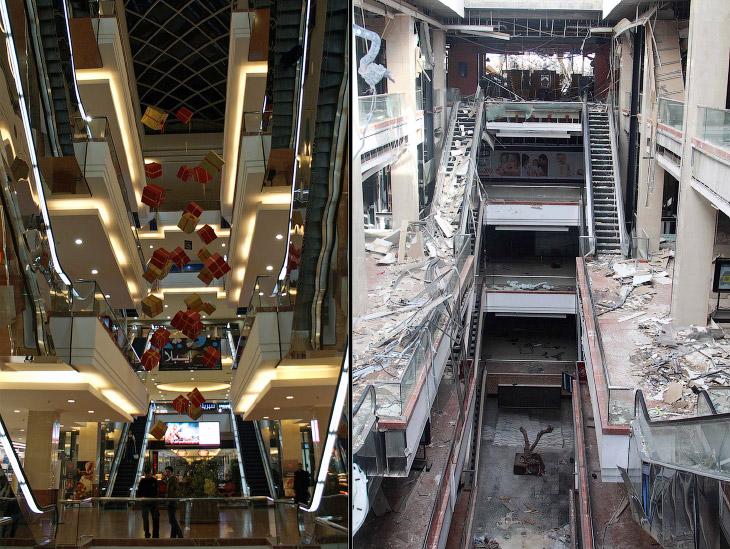 Shahba Mall — один из крупнейших коммерческих торговых центров в Сирии