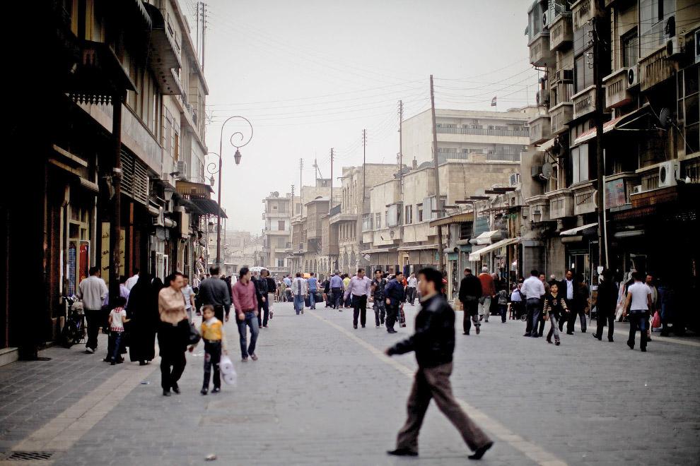 Улицы Алеппо Алеппо