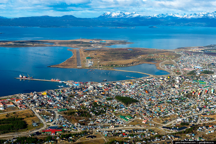 Ушуая — самый южный город планеты