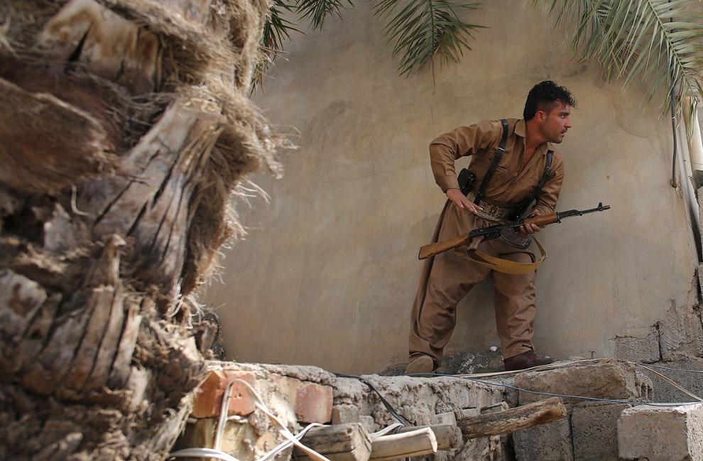 Столкновения в Ираке