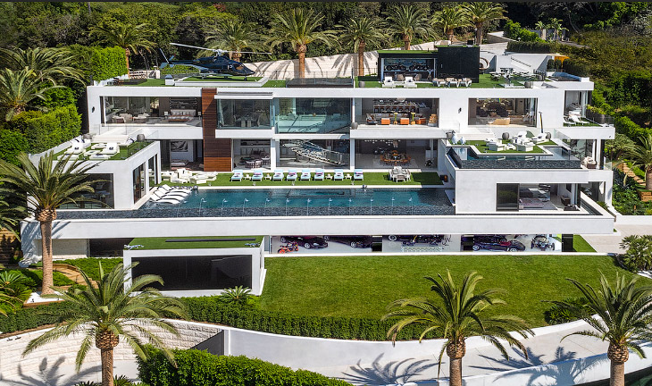 Самый дорогой дом в Америке