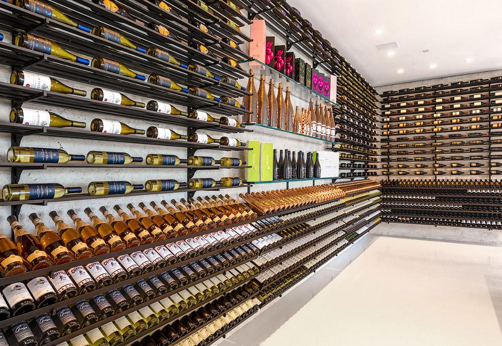 Домашняя коллекция вин