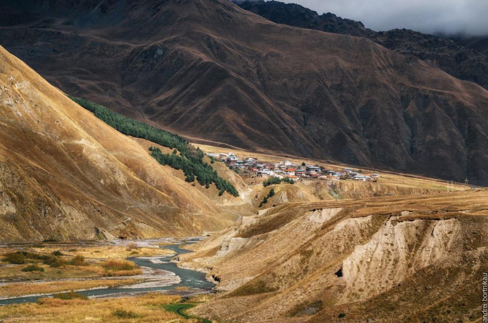 Село Хуртиси, община Горисцихи