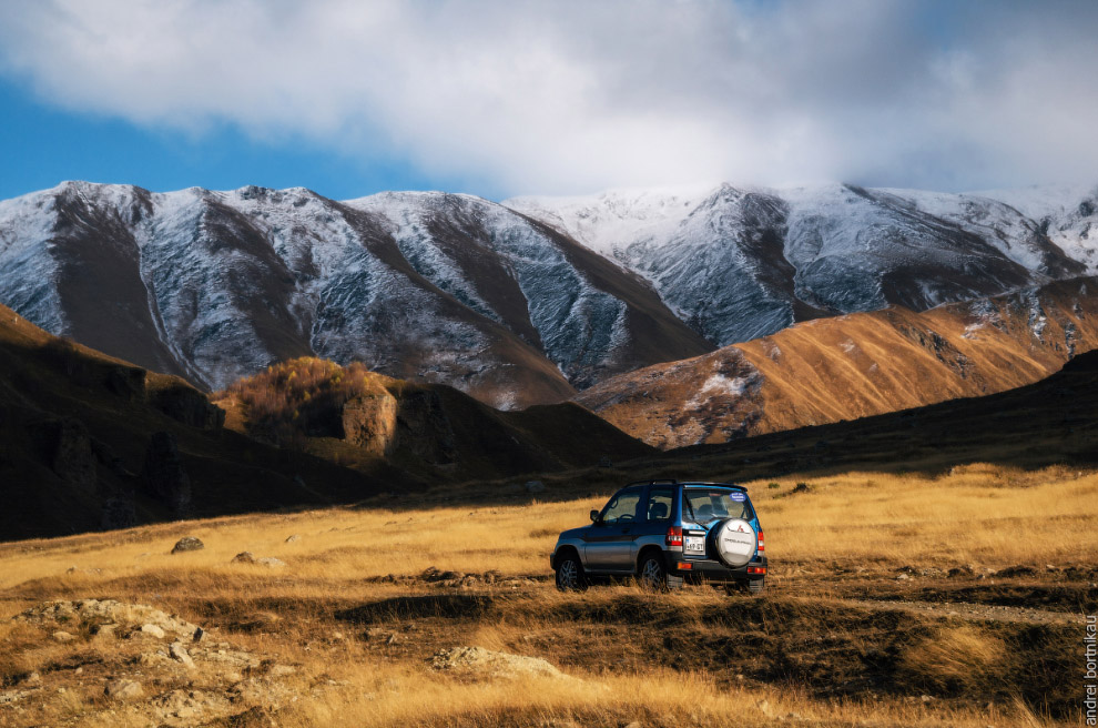 Вокруг света по Военно-Грузинской дороге