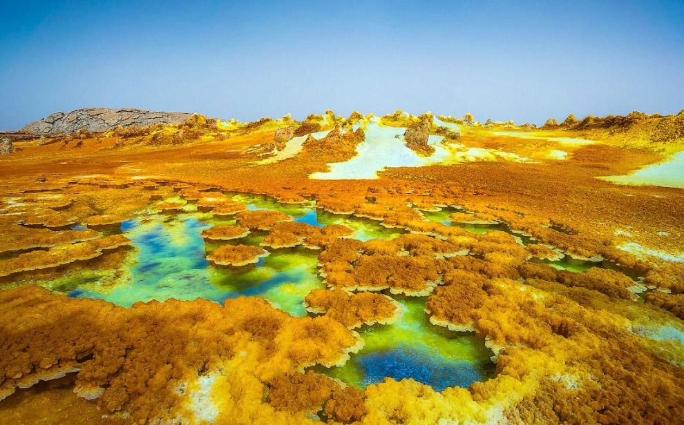 Данакиль, Эфиопия/Эритрея, Африка