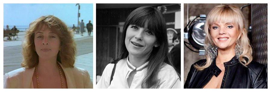 Мэри Стар играла Келли МакГрилл, озвучивала Наталья Варлей, а пела за неё Марина Журавлёва