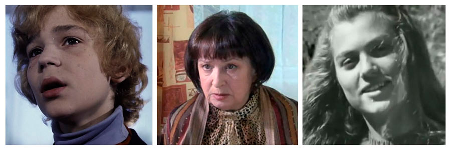 Электроник — голосом Надежды Подъяпольской и Елены Шуенковой