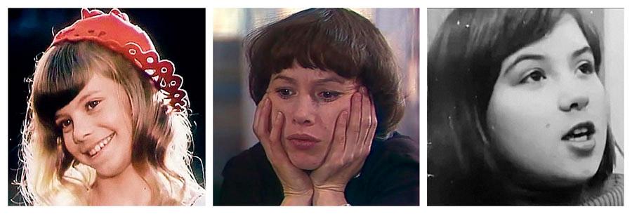 Красная шапочка - голосом Татьяны Канаевой и Ольги Рождественской