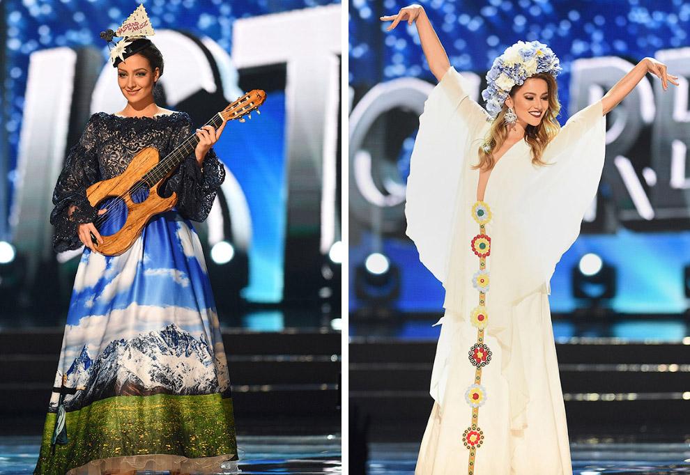Самые необычные костюмы Мисс Вселенная 2017Самые необычные костюмы Мисс Вселенная 2017