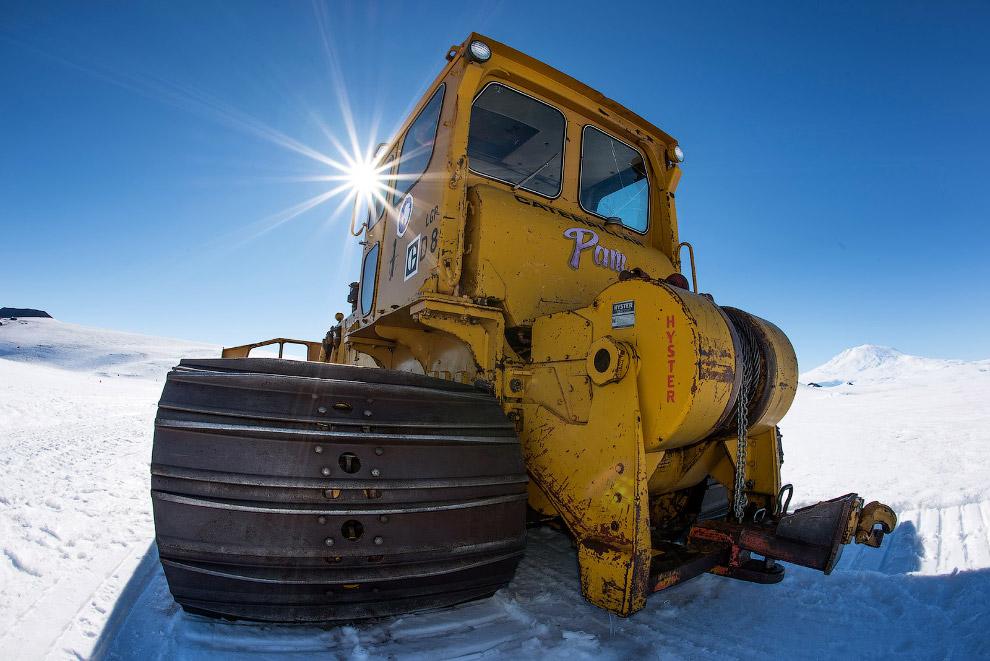 Мак-Мердо, Антарктида