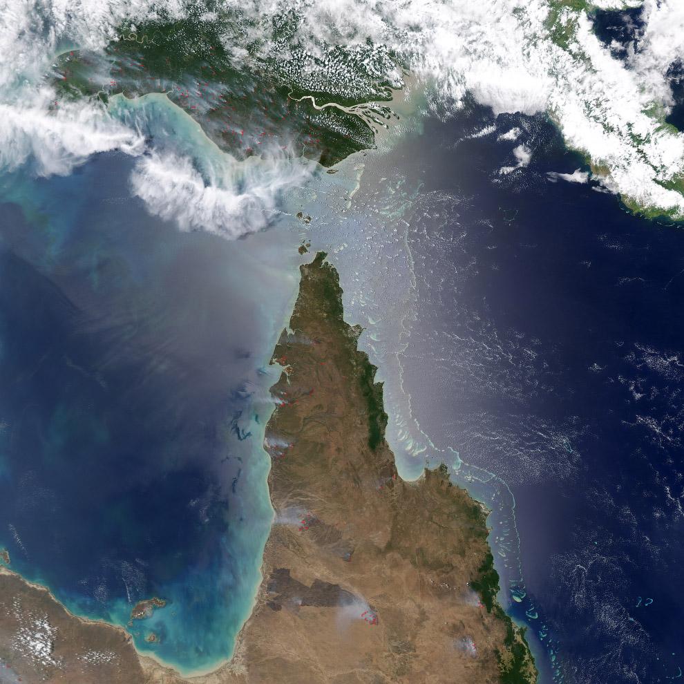 Полуостров Кейп-Йорк, Австралия