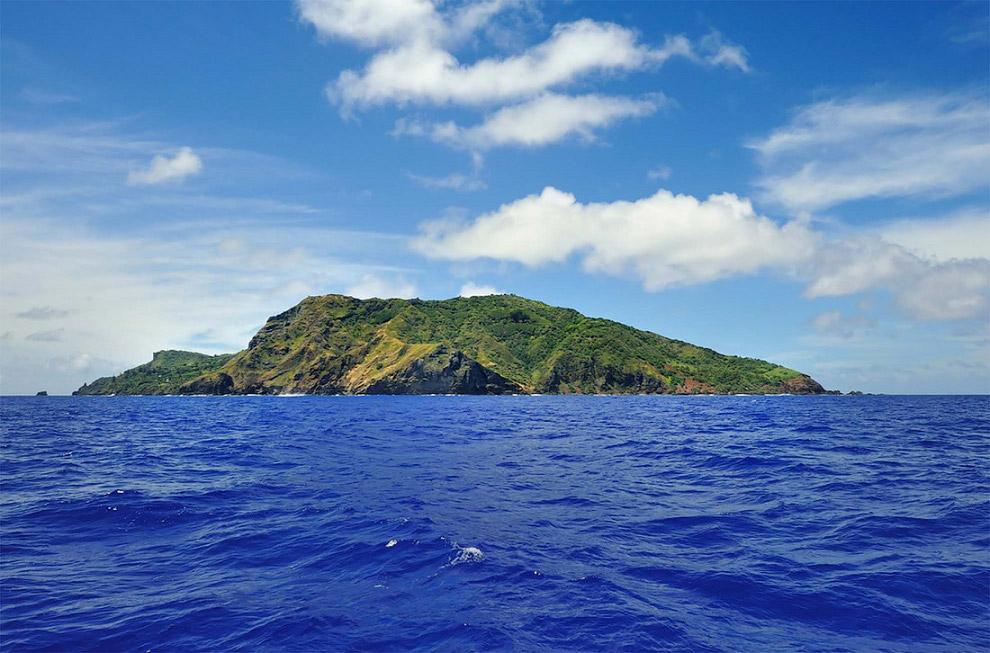 Острова Питкэрн, Тихий океан