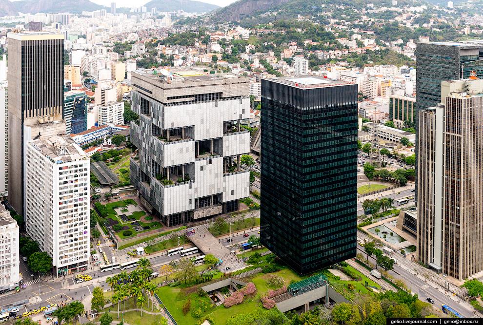 Штаб-квартира Petrobras