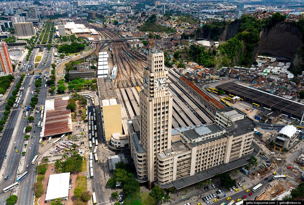 Центральный железнодорожный вокзал Бразилии