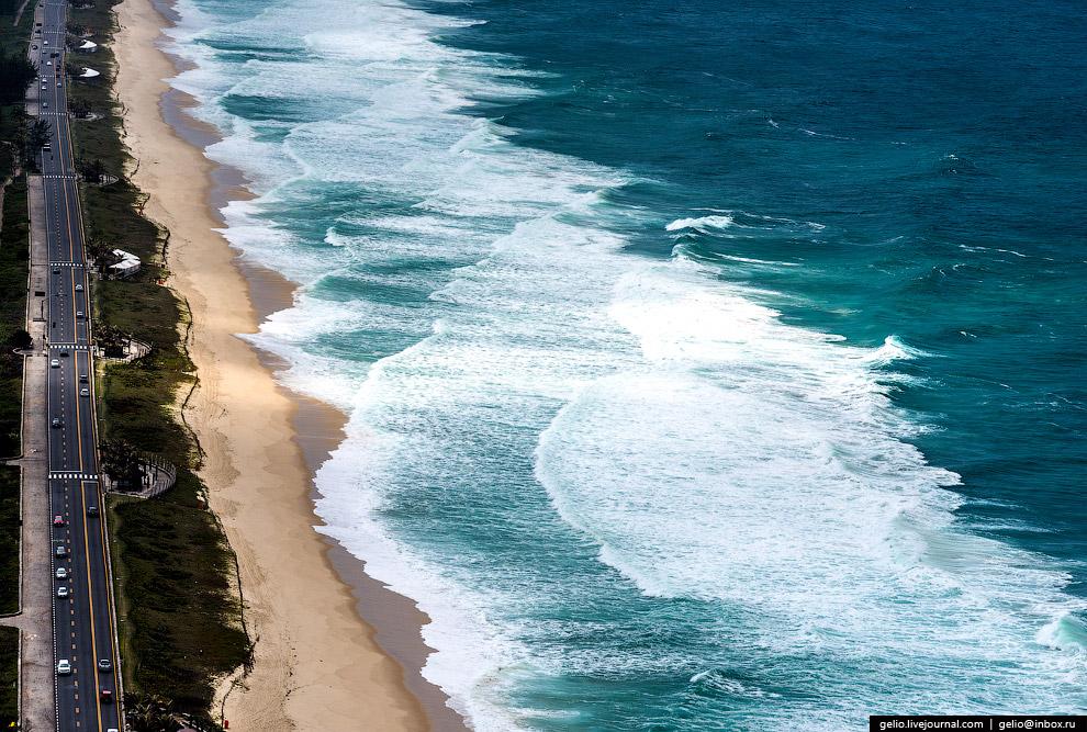 Побережье Атлантического океана.