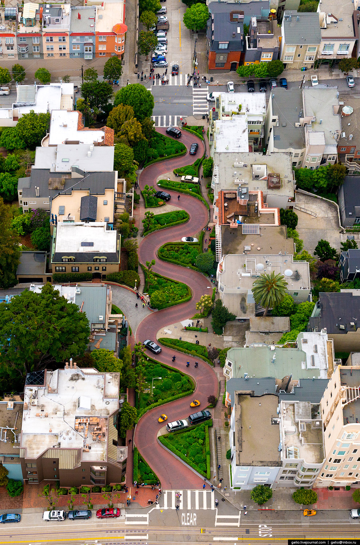 Ломбард-стрит (Lombard Street)